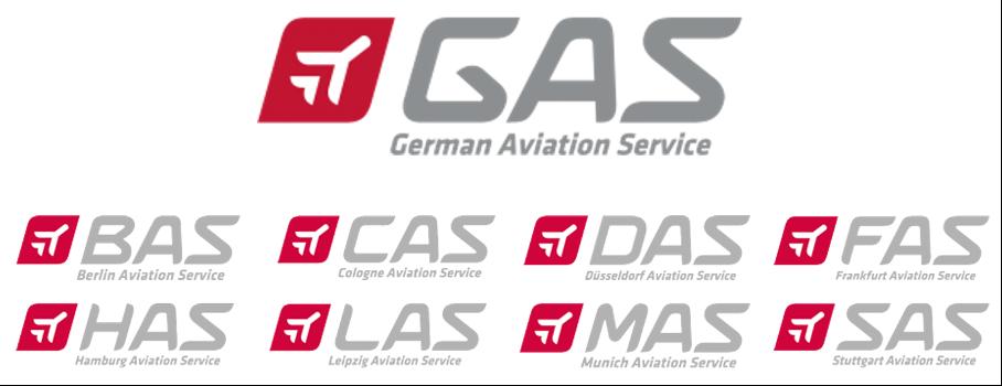 GAS-Stationen